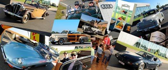 27e Vintage Car Rallye de Sunchild